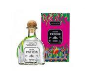 Patrón Silver Mexican Tin 0,7l 40%