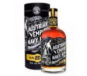 Austrian Empire Navy Rum Solera 25y 0,7l 40% Tuba